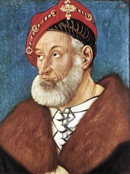 Count Christoph I Of Baden